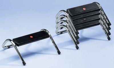 Twinco Fußstütze mit höhenverstellbarer Fußplatte - HxBxT 150 x 350 x 330 mm - VE 5 Stk