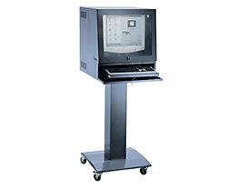 QUIPO Computersäule - für Bildschirm bis 20″