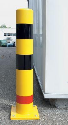 Rammschutz-Poller - aus Polyurethan