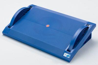 Twinco Fußstütze aus Kunststoff - stufenlos verstellbar