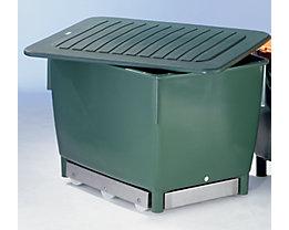 Rechteckbehälter - Wasserbehälter