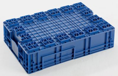 Kleinladungsträger R-KLT - Inhalt ca. 10 l, Außen-LxBxH 400 x 300 x 147 mm, VE 8 Stk