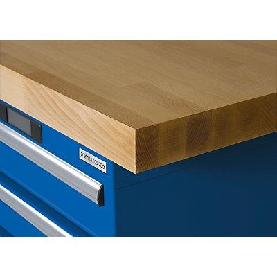 lista werkbank baukastensystem arbeitsplatte buche massivholz. Black Bedroom Furniture Sets. Home Design Ideas