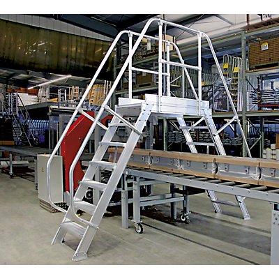 Günzburger Steigtechnik Überstiegbrücke - Gesamtbelastung 300 kg
