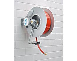 Schlauchaufroller für Luft, bis 15 bar - Schlauch-Nennweite DN 8, Außenanschluss G 1/4″