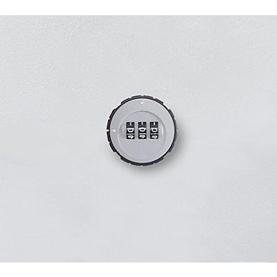Inter Sicherheits Service Zylinder-Zahlenschloss - für Schlüsselschrank - Mehrpreis