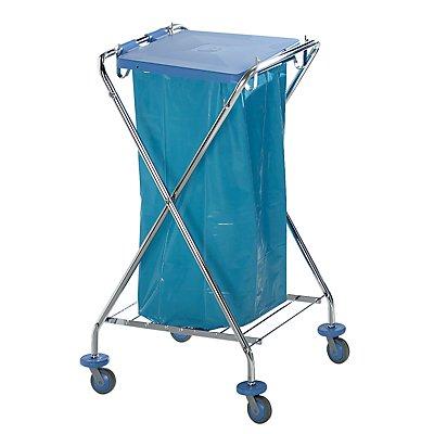 Hygiene-Abfallsammler - mit Clips zur Abfallsackbefestigung