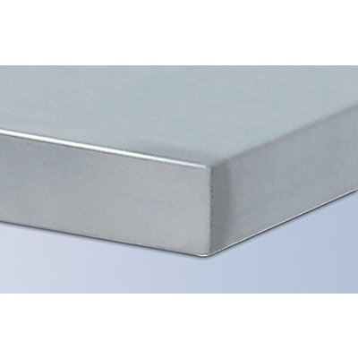 ANKE Werkbank, stabil - 1 Schublade 180 mm, 1 Schublade 360 mm