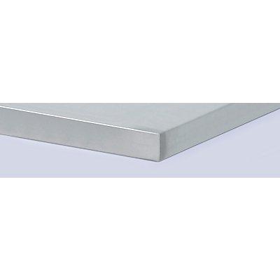 ANKE Werkbank, stabil, 1 Tür 540 mm, 6 Schubladen, Höhe 890 mm