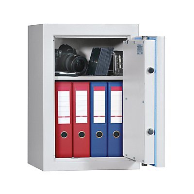 Sicherheitsschrank aus Stahl - VDMA A, S1, LFS 30 P - HxBxT 1870 x 1300 x 510 mm