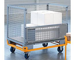 QUIPO Fahrgestell mit 4 Kranösen - Tragfähigkeit 750 kg