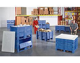 Großbehälter aus Polyethylen - Inhalt 320 l