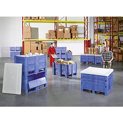 Großbehälter aus Polyethylen - Inhalt 700 l