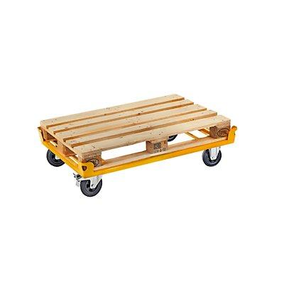 QUIPO Fahrgestell mit 4 Fangecken - Tragfähigkeit 350 kg