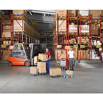 Möbelroller - LxBxH 600 x 600 x 185 mm - ab 1 Stk