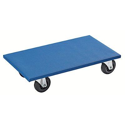 Möbelroller - LxBxH 600 x 350 x 145 mm - Tragfähigkeit 300 kg