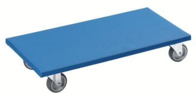 Möbelroller - LxBxH 600 x 300 x 120 mm, VE 2 Stk