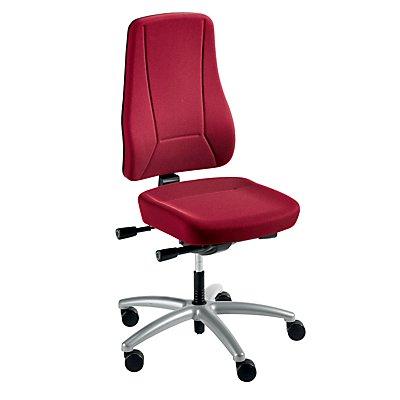 Prosedia si ge de bureau ergonomique m canisme synchrone assise galb e - Siege sans dossier ergonomique bureau ...