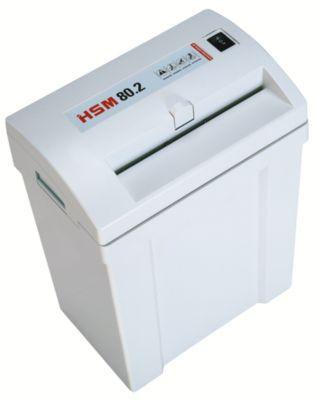HSM Aktenvernichter CLASSIC - HxBxT 410 x 305 x 200 mm - grau, 5 – 7 Blatt, 225 mm Arbeitsbreite