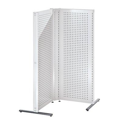 ANKE Industrie-Trennwandsystem - Eck-Kombination, linksseitig, 90°