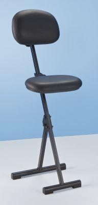 Stehhilfe - Höhenverstellbereich von 550 – 900 mm, ohne Fußstütze
