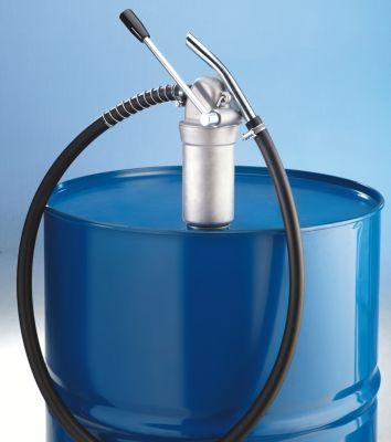 Hand-Kolbenpumpe - für Öl und Diesel - Fördermenge 0,25 l/Hub