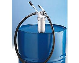 Hand-Kolbenpumpe - für Öl und Diesel