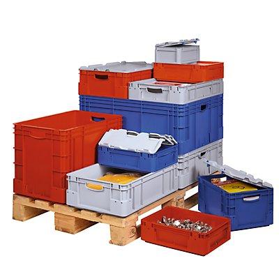 VECTURA Industriebehälter - Inhalt 5 l, LxBxH 300 x 200 x 120 mm, VE 5 Stk