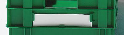 Etiketten - VE 50 Stk, weiß