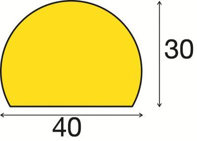 Flächenschutz - 1 Rolle à 5 m