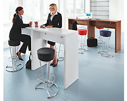 Tabouret de bar - habillage similicuir