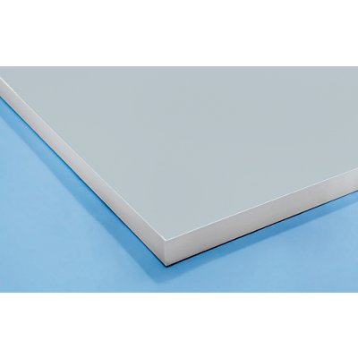 Werkbank kompakt, Universalplatte - Breite 1140 mm, mit Ablageboden