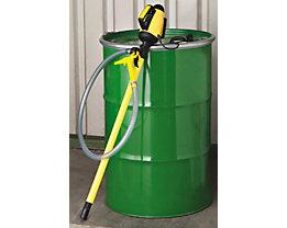 Lutz Behälterpumpen-Set, elektrische Pumpe inkl. Zubehör - Pumpwerk aus Polypropylen