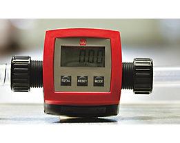 Durchflussmengenzähler PP - Messbereich 5 bis 90 l/min