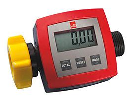 Durchflusszähler für elektrische Fasspumpe - Durchflussmengenzähler PP, Messbereich 5 – 90 l/min