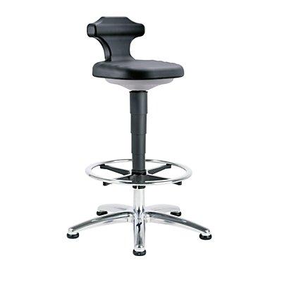 bimos Stehsitz - für Reinraum - Höhenverstellbereich 510 – 780 mm
