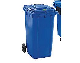 Collecteur pour documents - conteneur à déchets
