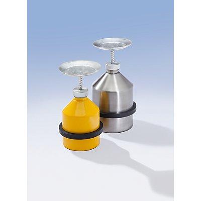 Denios Sparanfeuchter - Stahlblech gelb