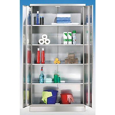armoire universelle en inox | certeo.fr