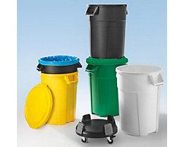 Multifunktionsbehälter aus Kunststoff - Volumen 85 l, Beschichtung lebensmittelecht