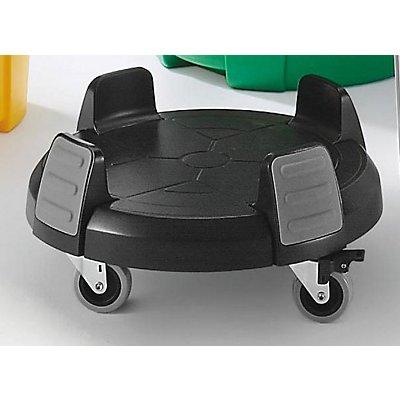 Fahrwagen - für Multifunktionsbehälter - Höhe x Ø 220 x 470 mm