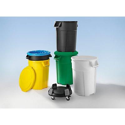 rothopro Multifunktionsbehälter aus Kunststoff - Volumen 85 l