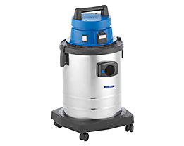 EUROKRAFT Aspirateur eau et poussières - aspirateur d'atelier, 1200 W
