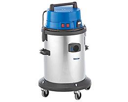 EUROKRAFT Aspirateur eau et poussières - aspirateur d'atelier, 2400 W