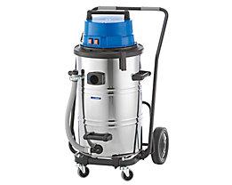 EUROKRAFT Aspirateur eau et poussières - aspirateur pour copeaux, 2400 W