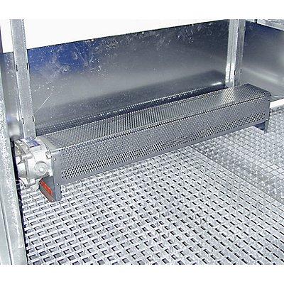 Elektro-Heizung, für Außenbreite 2075, 3075 mm, ex-geschützt T3, Mehrpreis