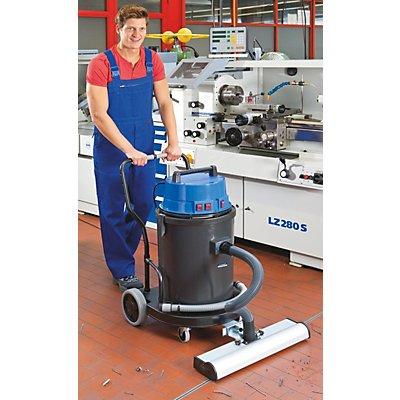 EUROKRAFT Nass- und Trockensauger - Werkstattsauger, 3600 Watt - 62-l-Behälter