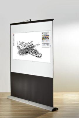 magnetoplan  Magnetoplan® Ecran de projection mobile - format 4:3 - l x... par LeGuide.com Publicité