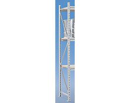 Echelle pour rayonnage grande capacité pour charges lourdes - profondeur 600 mm