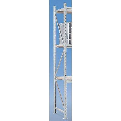 Stützrahmen für Großfach-Schwerlastregal - Tiefe 600 mm